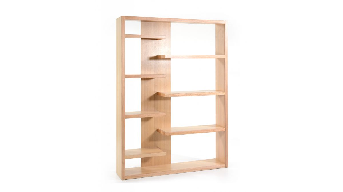 Aztec Bookcase Messmate Shelves 1