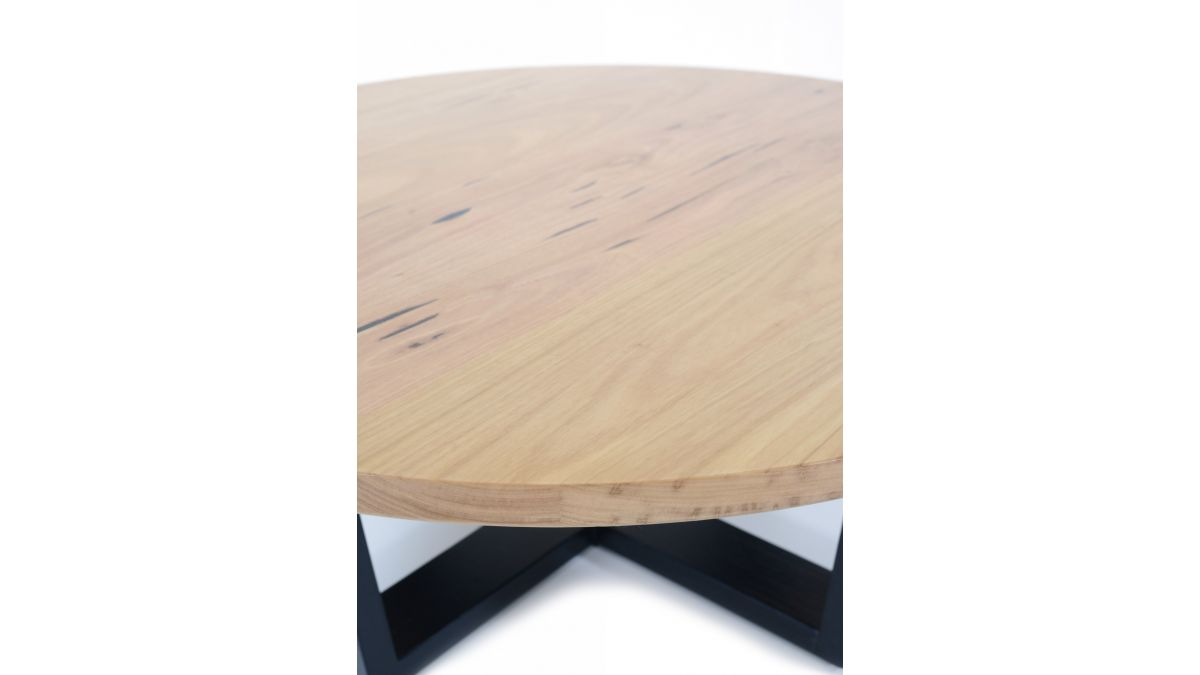 Melton Coffee Table Black Legs 3