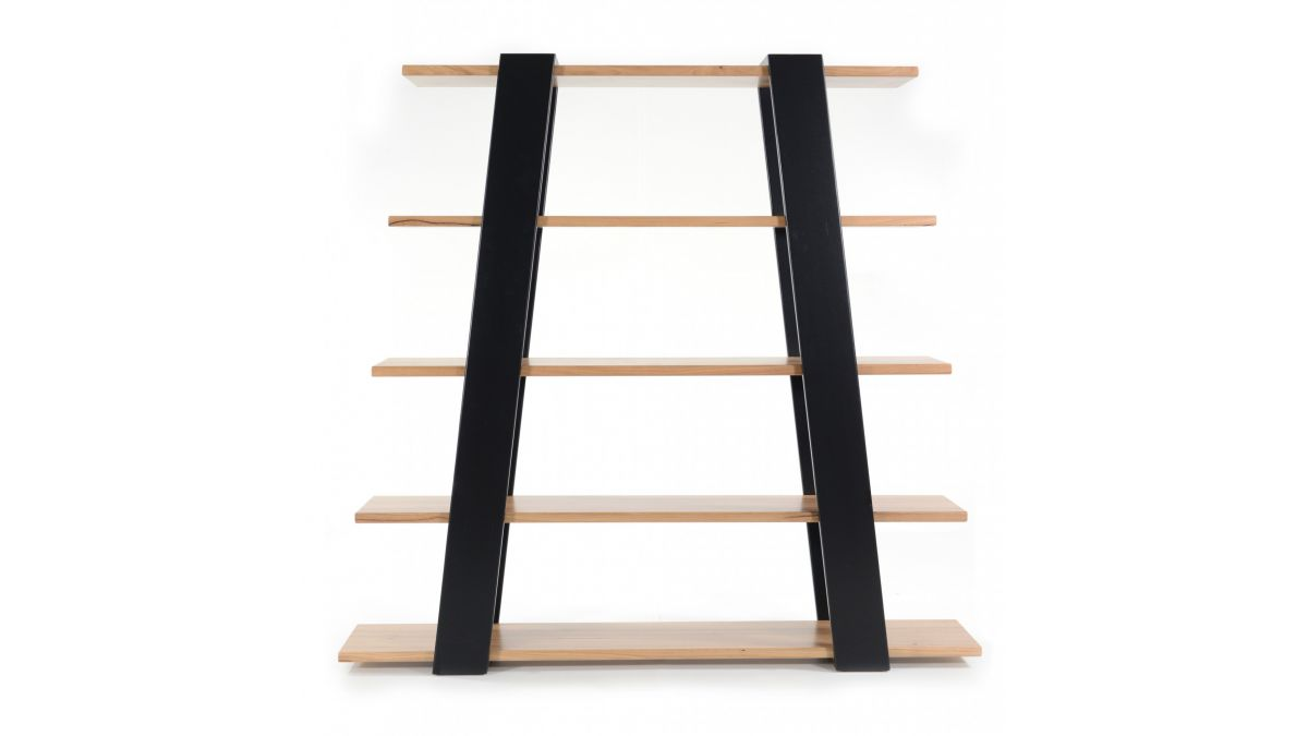 Portland Tapered Bookcase 2