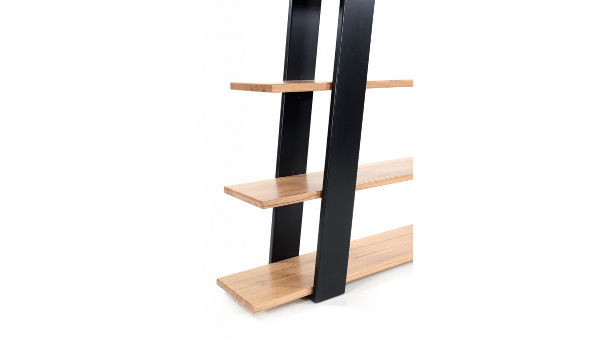 Portland Tapered Bookcase 4