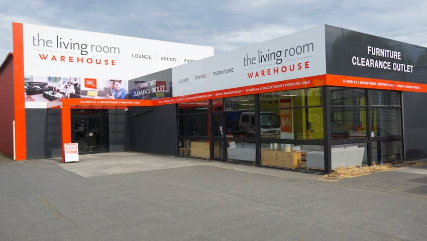 The Living Room Warehouse